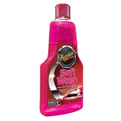 Meguiar's Soft Wash Gel pesuaine, 473ml