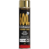Molotow Burner 'Gold', 600ml