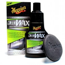 MEGUIAR'S 3IN1 WAX