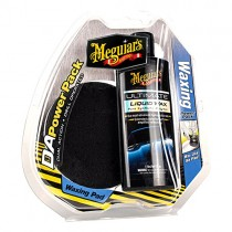 Meguiar's DA Waxing Power Pack